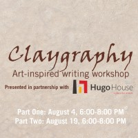 Claygraphy, a Kirkland Arts Center Summer of Clay Event in partnership with Hugo House