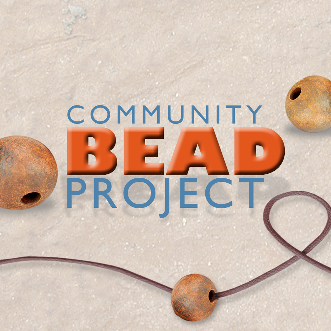 Community Bead Project, a Kirkland Arts Center Summer of Clay event