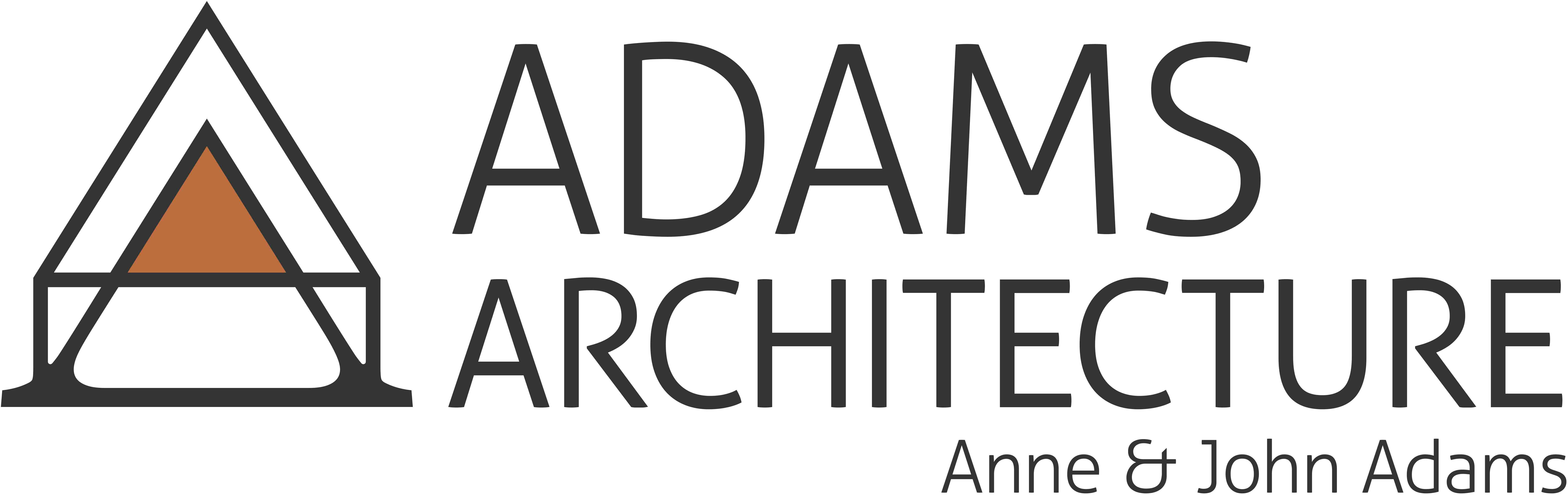 Adams Architecture Anne & John Adams logo